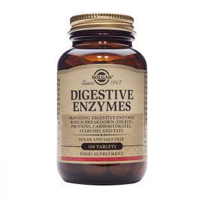 Solgar Digestive Enzymes  100 tabs