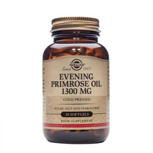 Solgar Evening Primrose Oil 1300mg  30 sftgels