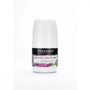 Tisserand Lavender & White Mint Deodorant 35ml