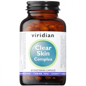 Viridian Clear Skin Complex  60 caps