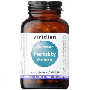 Viridian Fertility for Men  60 veg caps