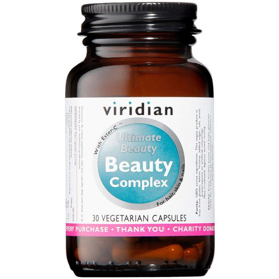 Viridian Ultimate Beauty Complex  30 caps