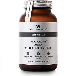 Wild Nutrition Bespoke Man Daily Multi Nutrient