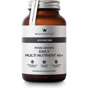 Wild Nutrition Bespoke Man Daily Multi Nutrient 45+