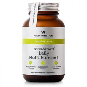 Wild Nutrition Child Daily Multi